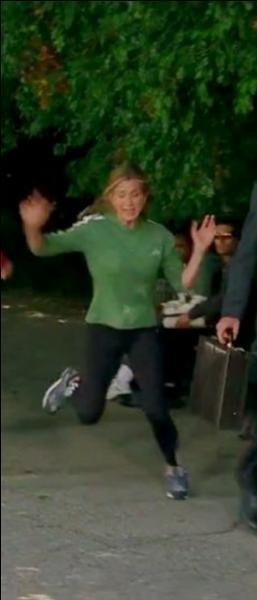 Saison 6 : Avec qui Rachel va-t-elle courir dans Central Park ?