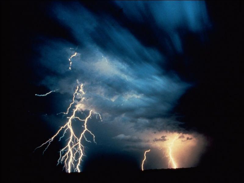 Lors d'un orage, que peut-on faire ?