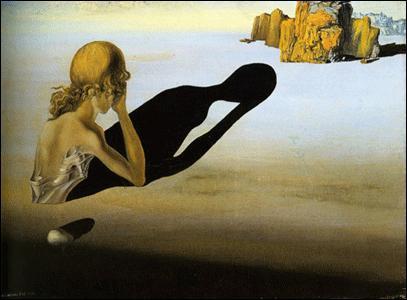"""Quel peintre surréaliste, auteur de """"Persistance de la mémoire"""", a sur cette toile représenté l'oubli ?"""