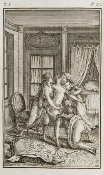 """Oeuvre du Marquis de Sade rimant avant """"libertine"""", complétez son titre : """"......ou les malheurs de la vertu"""""""