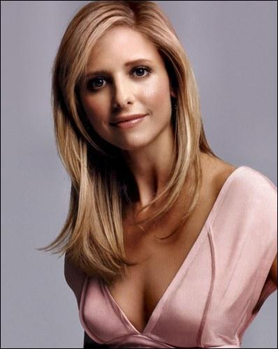Qui est l'actrice qui joue le rôle de Buffy ?