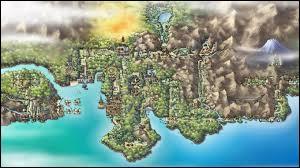 Quels sont les 3 jeux vidéo dédiés à la région de Jotho?
