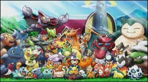 Lequel de ces Pokémon Sacha n'a-t-il jamais possédé ?