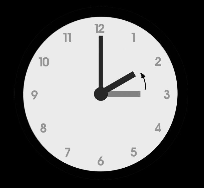 À un même jour donné, lorsqu'il est 16h00 à Paris, il est 10h00 à New York.