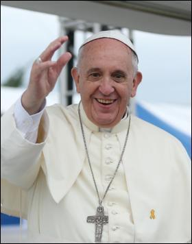 Le Pape François est né à Buenos Aires.
