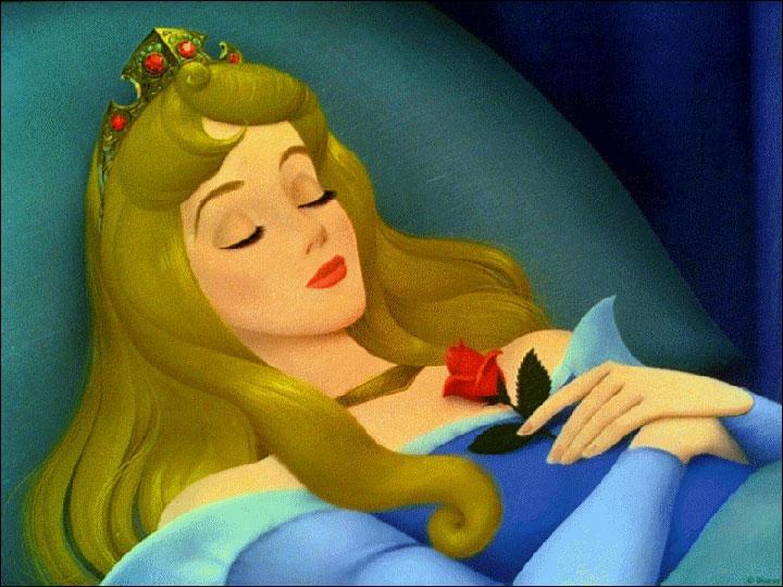 Quand on dort d'un sommeil de plomb, quand rien ne peut nous réveiller comme la Belle au Bois Dormant, on dit : Dormir comme une...