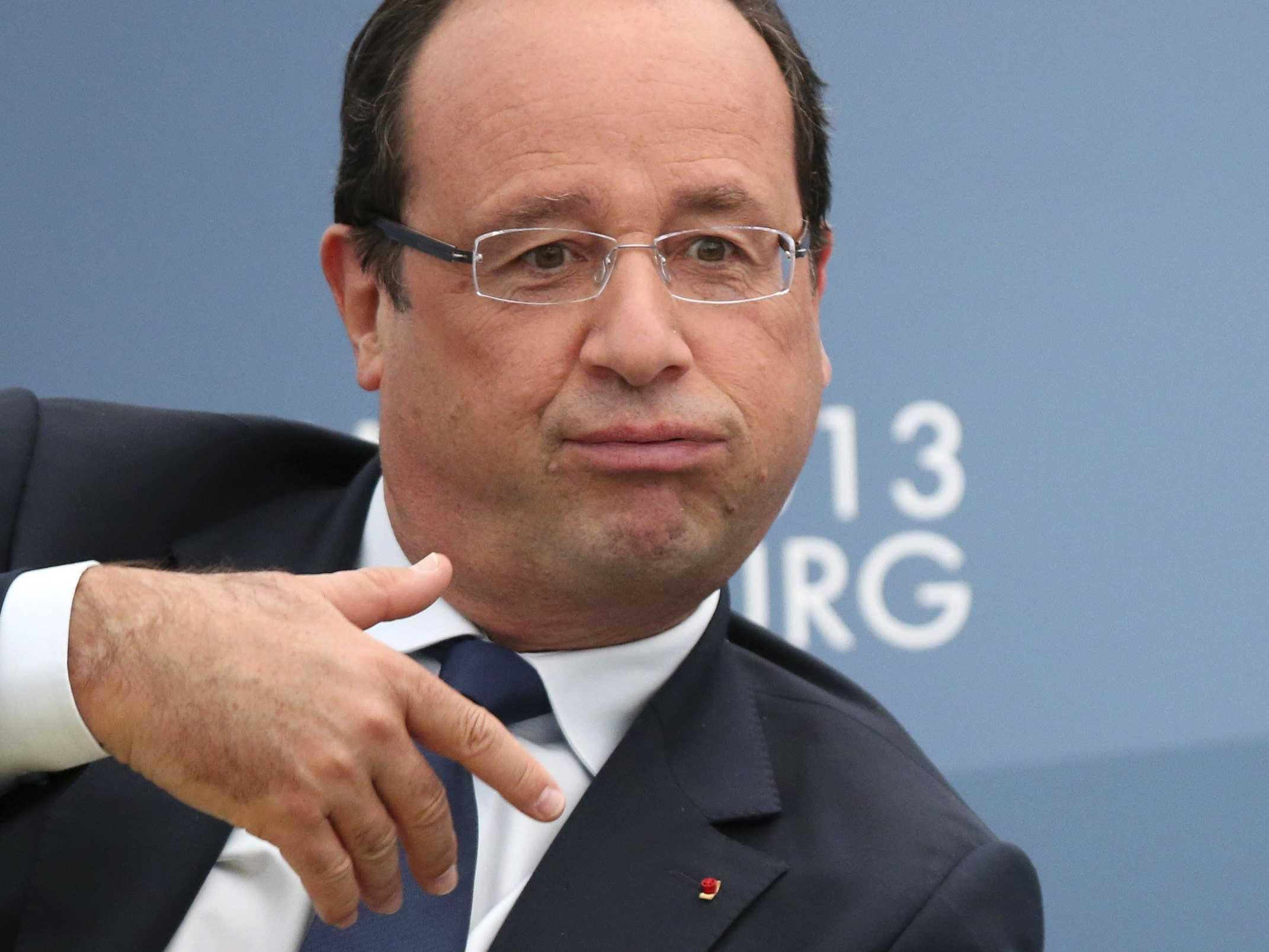 François Hollande a-t-il dit ça ?