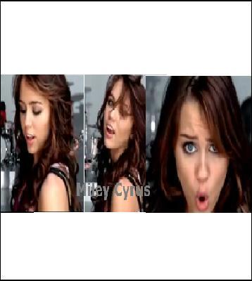 A quel clip de Miley Cyrus appartiennent ces images ?