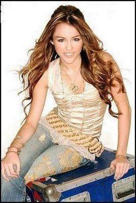 Miley Cyrus et Hannah Montana
