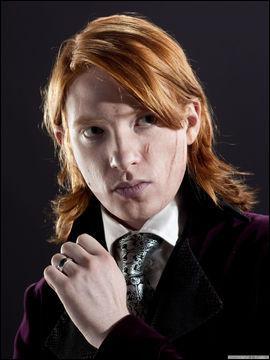 Bill Weasley est ...