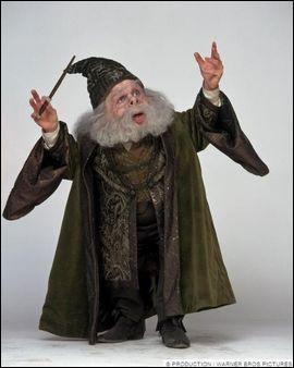 Filius Flitwick est ...