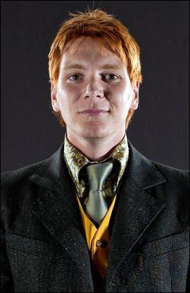 Fred Weasley est ...