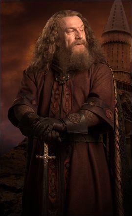 Godric Gryffondor est ...