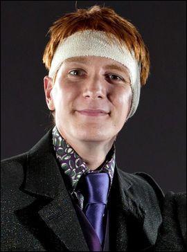 George Weasley ...