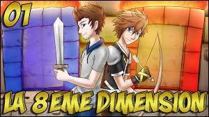 """""""8e Dimension"""" comporte ... épisodes ?"""