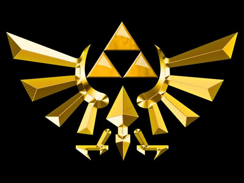 Comment s'appelle la triforce que Link doit récupérer au fond de la mer ?