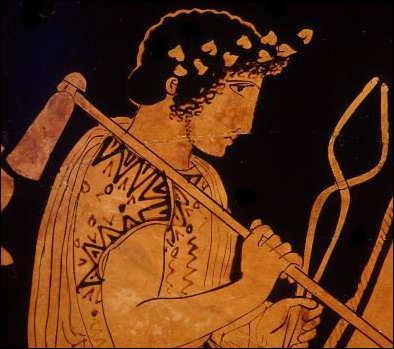 Qui est le frère d'Héphaïstos ?