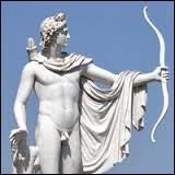 De qui Apollon est-il le fils ?