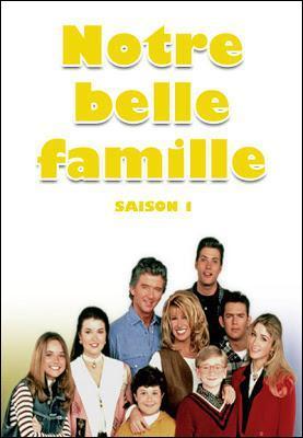 """Dans """"Notre belle famille"""", combien la famille a-t-elle d'enfants ?"""