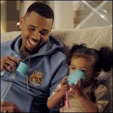Comment s'appelle la fille de Chris Brown à qui il a dédié son dernier album ?