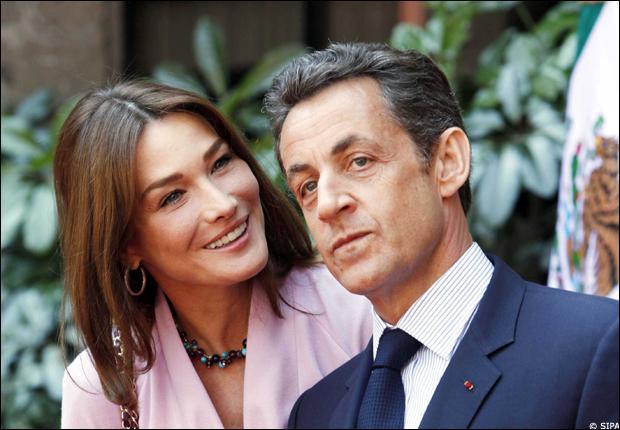 Depuis quand Nicolas Sarkozy est-il l'époux de Carla Bruni ?