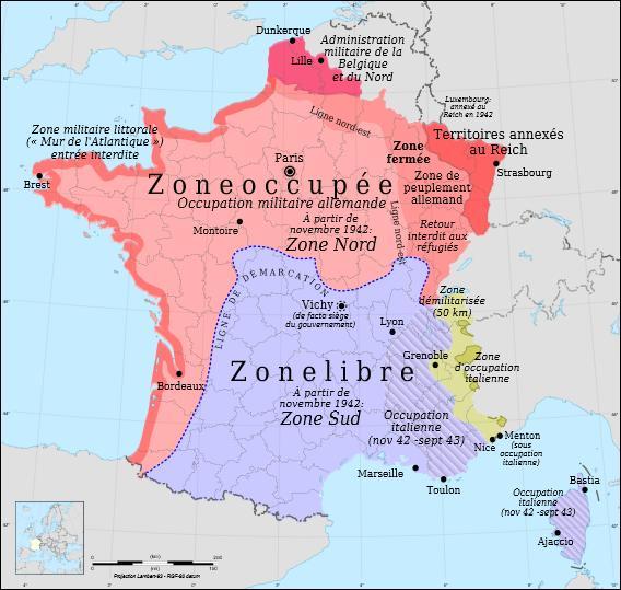 En combien de temps l'Allemagne fit-elle tomber la France ?