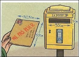 Vous devez envoyer un document à quelqu'un, vous...