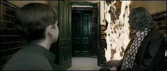 Qui vient chercher Voldemort à l'orphelinat pour l'emmener à Poudlard ?