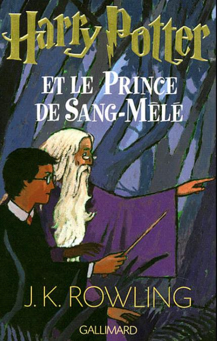 Harry Potter et le Prince de sang-mêlé (1)