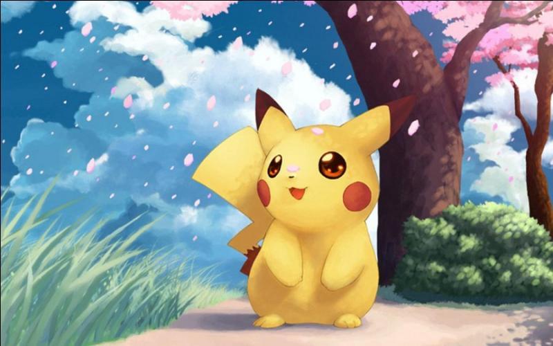 Quelle place Pikachu occupe-t-il dans le Pokedex ?