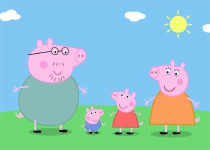 Qui es-tu dans la famille de Peppa Pig ?
