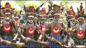 """""""P"""" comme """"Papous"""". Duquel de ces continents sont originaires ces populations autochtones ?"""