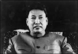 """""""P"""" comme """"Pol Pot"""". Durant la seconde moitié des années 70, il dirigea le Cambodge sous un régime totalitaire. Quel drapeau correspond à ce pays ?"""