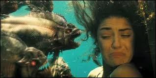 """""""P"""" comme la première lettre du nom de ce petit poisson carnivore et vorace, vivant dans les rivières d'Amérique du Sud. Il s'agit du ..."""