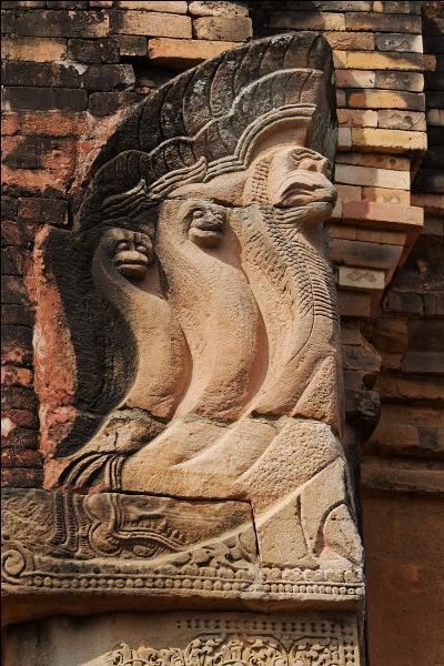 Quelle est cette créature de la mythologie hindoue ?