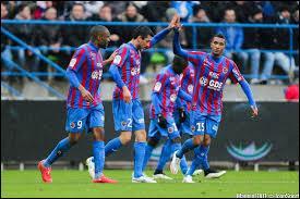 Quel est le nom du stade de Caen ?
