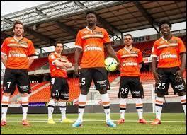 Quel est le surnom du FC Lorient ?