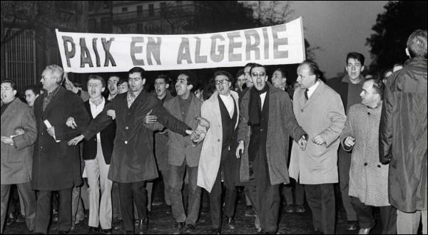 Que s'est-il passé lors du massacre du 17 octobre 1961 ?