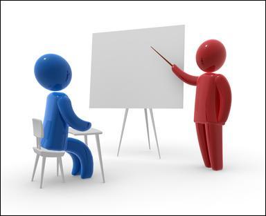 Pour toi la meilleure façon d'enseigner, c'est :