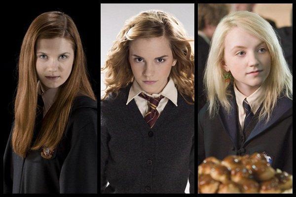 Bellatrix Lestrange est en train de mener un duel acharné avec trois de tes élèves : Luna, Ginny et Hermione. Que fais-tu ?