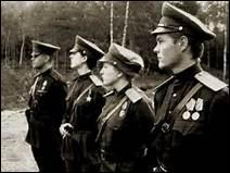 Qu'en fut-il de la police soviétique ?