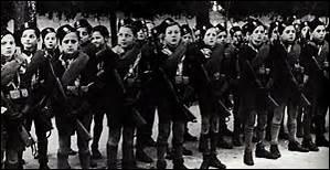 Quel était le nom des organisations de jeunesse forcées en Italie ?