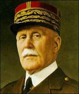 Quand Pétain est-il arrivé au pouvoir ?