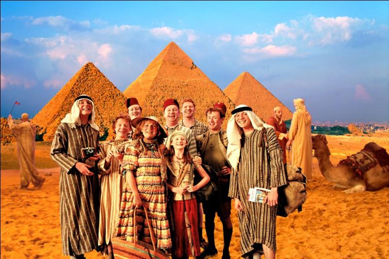 Combien d'enfants comptent ils dans la famille Weasley?