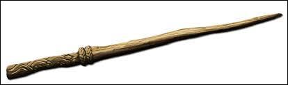 En quoi est faite la baguette d'Harry ?