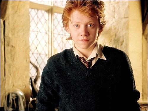 Quel est le véritable prénom de Ron Weasley ?