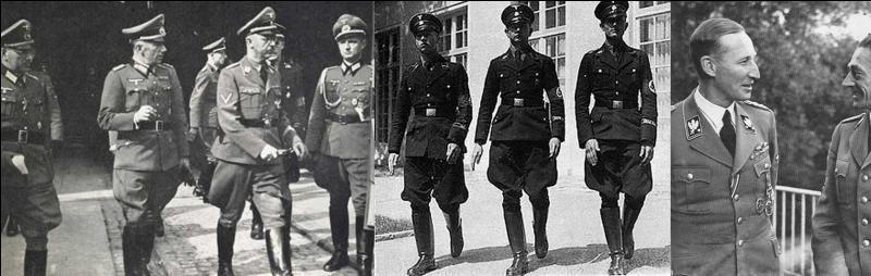 Le 26 avril 1933 : Goring, ministre de l'Intérieur de Prusse, crée une organisation qui se révélera être criminelle depuis sa création jusqu'à la chute du nazisme.Quelle est cette organisation ?