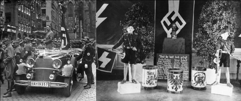 Le 14 juillet 1933 : Le « jeu » politique de l'Allemagne est complètement modifié. Toute opposition est complètement mise « hors jeu » !Que se passe-t-il ?
