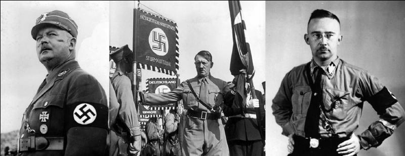 Le 22 février 1933 : Les organisations nazies commencent à s'implanter dans les structures des institutions allemandes.Que se passe-t-il ?