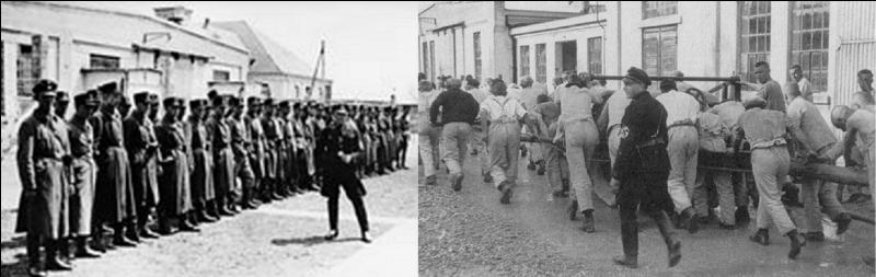Le 28 février 1933 : Hitler et le Parti nazi mettent en place un processus qui doit leur assurer la prise de pouvoir total.Quel est le nom français de ce processus ?